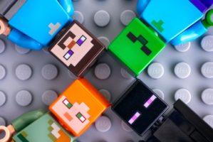 Minecraft i Among Us 6-9 i 10-16 lat