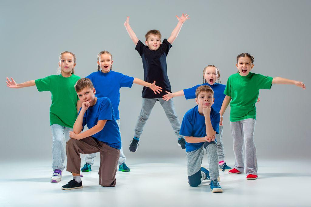 CAMP DANCE 8-9 lat • 10-16 lat