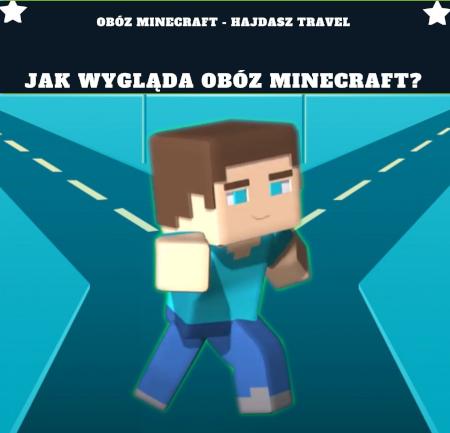 Jak wygląda obóz Minecraft