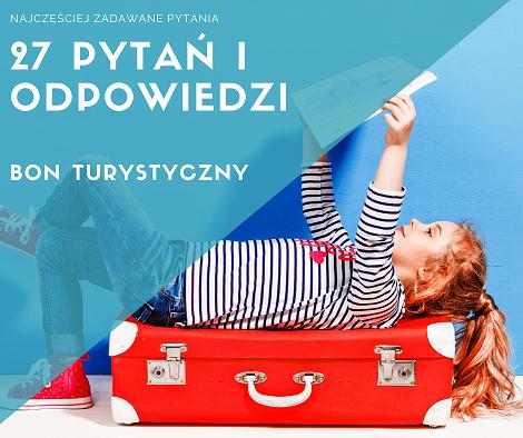 pytania o bon turystyczny 27 odpowiedzi