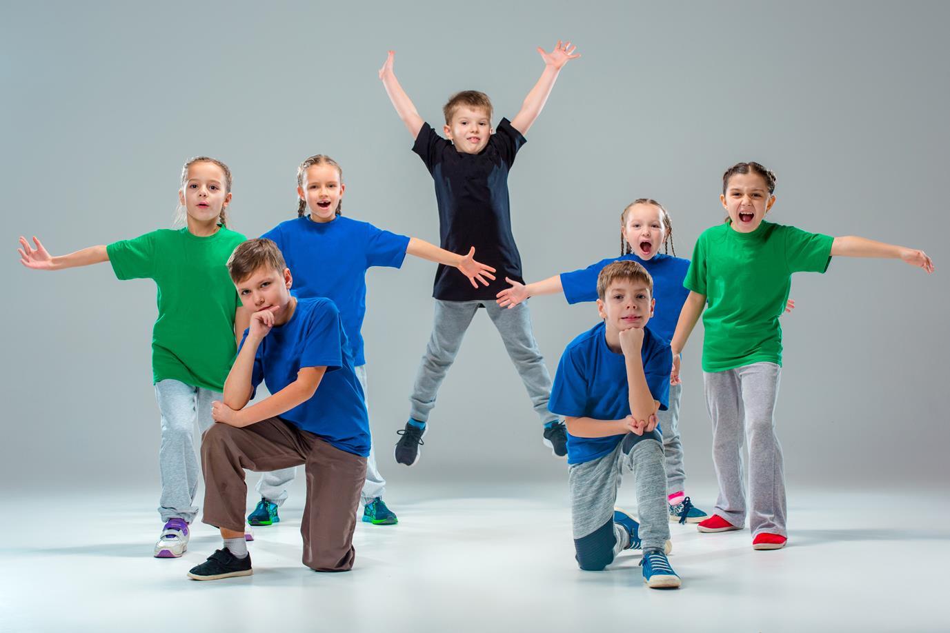 Taniec Rządzi! 7-9 i 10-16 lat