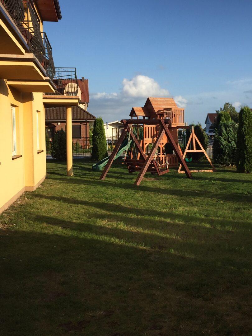 hotel oboz dla dzieci