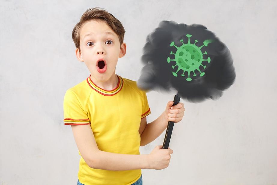Terapia poCOVIDOWA dla dzieci